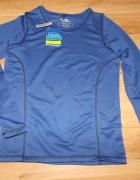Nowa koszulka sportowa z długim rękawem Crane S M