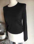 Versace oryginalna czarna bluzka...