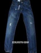Lee ZED Slim Zip W28 L32 I gatunek pas 74 cm...