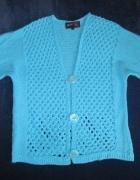 Akrylowy sweter rozmiar M L