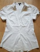 Biała koszula krótki rękaw sprzedam lub zamienię