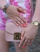 Letni manicure hybrydowy Semilac