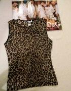 koszulka underwear panterka Dolce Gabbana