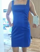 Chabrowa sukienka...
