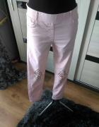 spodnie z dziurami dżety 40 L