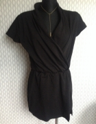 sukienka czarna Fama Fashion desowa