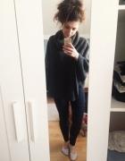 Sweter nietoperz GAP gruby