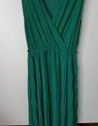 Sukienka butelkowa zieleń
