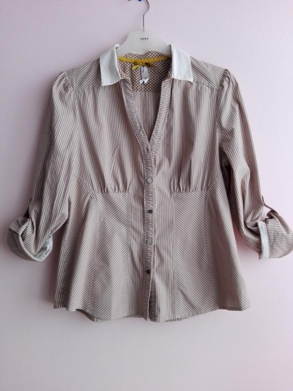 Koszule taliowana elegancka koszula River Island