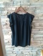 Czarna bluzka New Look