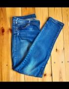 Spodnie dżinsy New Look 42 XL jeansy jeans rurki s
