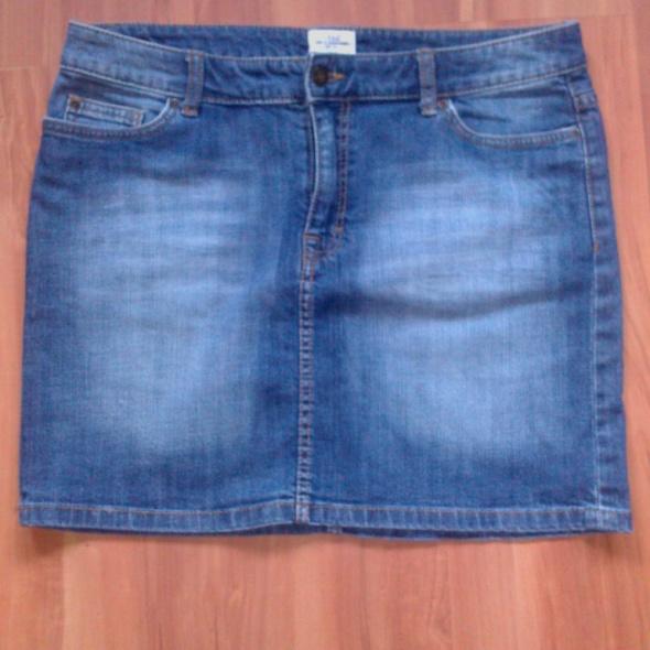 Spódnice Jeansowa mini H&M