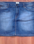 Jeansowa mini H&M