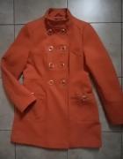 F&F wiosenny cenki przejściowy płaszcz 36