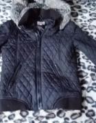pikowana czarna kurtka Only rozmiar s