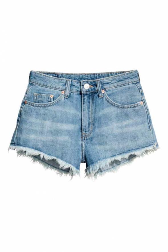 Spodenki H&M jeansowe...