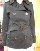 czarna kurtka jesienna