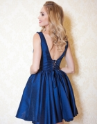Pretty Women sukienka S 36 rozklosz BLUE CAFE