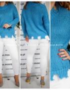 Oryginalne kolorowe swetry