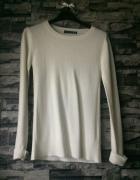 biały sweterek s