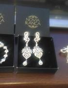 Piękny komplet biżuterii NOVIA BLANCA