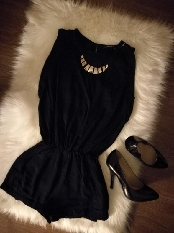 Eleganckie Klasyczny kombinezon i elegancka czerń