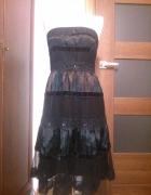 Sukienka czarna TWO OF US