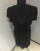Czarna Sukienka 40 42
