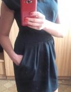 Czarna sukienka rozmiar L