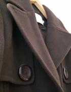 czekoladowy płaszcz LINEAR