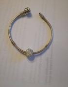 Beads apart z kryształkami do bransoletki PANDORA
