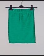 zielona spódniczka xs
