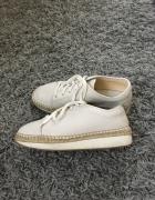 Zara buty 38 bezowe nowa kolekcja 19990...