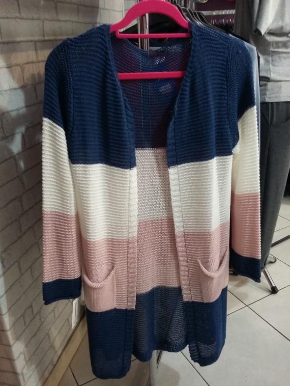 Sweter w paski xs xxs
