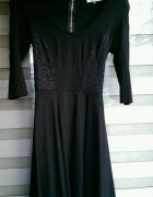 Sukienka XS czerń