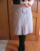 Spódnica spódniczka Orsay 34 xs w kratę