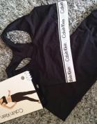 komplet Calvin Klein top legginsy