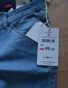 Spodnie rurki HOUSE nowe 55zł zamiast 99zł