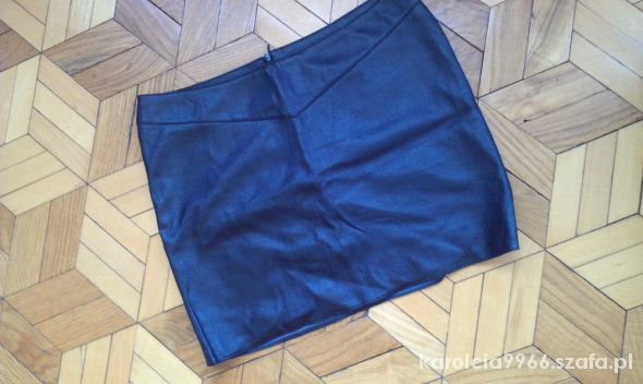 Spódnice spódniczka ze skóry must have