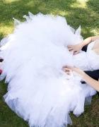 Przepiękna suknia ślubna KSIĘŻNICZKA HIT