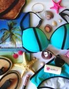Plażowa wakacyjna stylizacja
