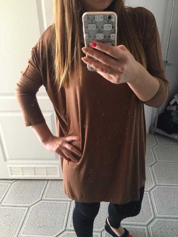 Bluzka oversize hm