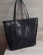 Transparentna torebka shopper bag Reserved duża...