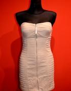 Super sukienka tuba roz 36 S