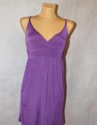 Fioletowa sukienka Bay 34 36 38...