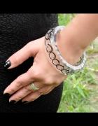 bransoletka z łańcuchem