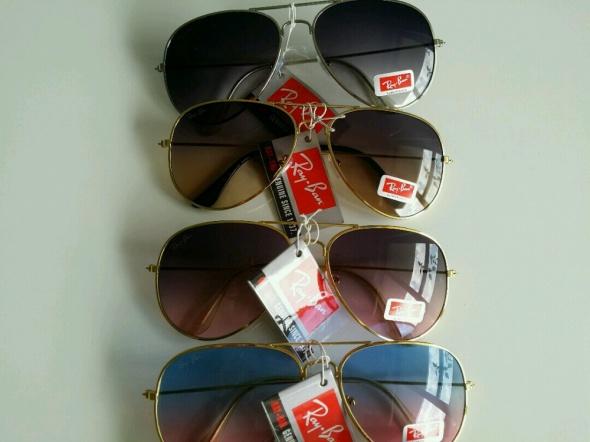 Okulary RayBan aviator nowe