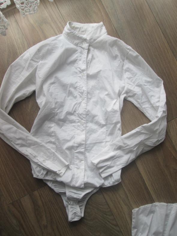 koszula body biel S
