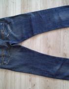 Spodnie jeansowe W28 L32 CROSS