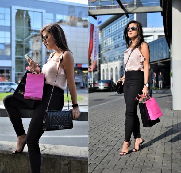Blogerek IN THE CITY